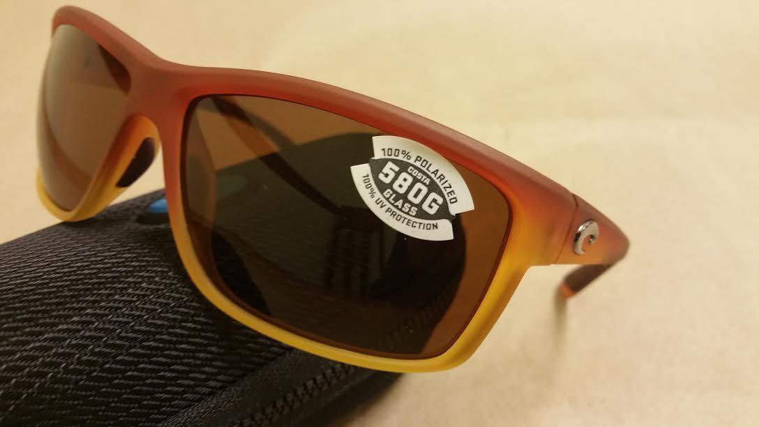 Costa Del Mar Mag Bay Polarized Sunglasses - - - 580G Lenses c89ab8