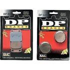 DP Brakes - DP982 - Standard Sintered Metal Brake Pads