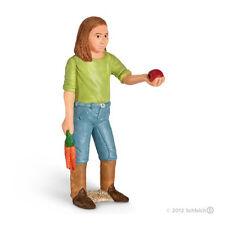 Schleich Man//Woman//Female Farmer 13468-NEW NEW