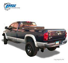 Pocket Bolt Fender Flares Paintable Fits Dodge Ram 1500 02 08 25003500 03 09 Fits More Than One Vehicle
