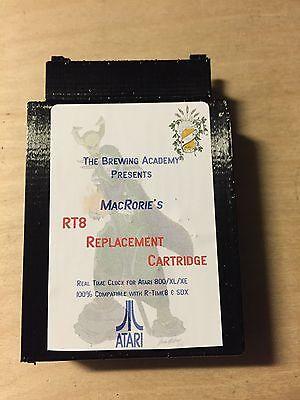 Atari 800//XL//XE ICD R-Time 8 Replacement Cartridge