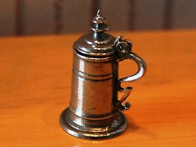 Spire Flagon Tankard, Dolls House Miniatures Dining Drinks 1.12th Scale