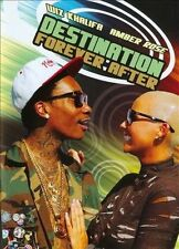 Wiz Khalifa and Amber Rose: Destination Forever After  DVD NEW