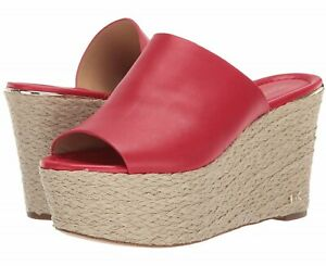 MICHAEL-MICHAEL-KORS-Cunningham-Wedge-Sandals-Platform-Summer-Shoes-Jute-Slip-On