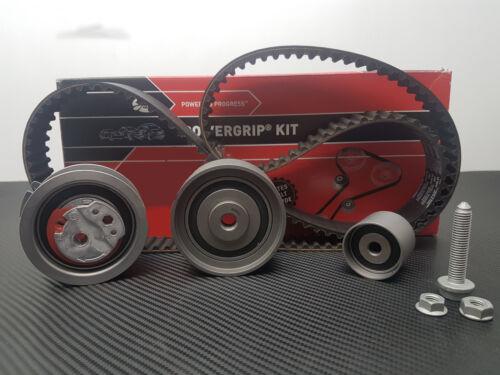 K015607XS Nouveau Gates Courroie de distribution Kit Pour Audi A3 2.0 TDI Livraison rapide