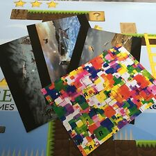 OFFICIAL ROCKSTAR GAMES PRESENTS RARE PROMO PACK OF 4 POSTCARDS MERCHANDISE NEW