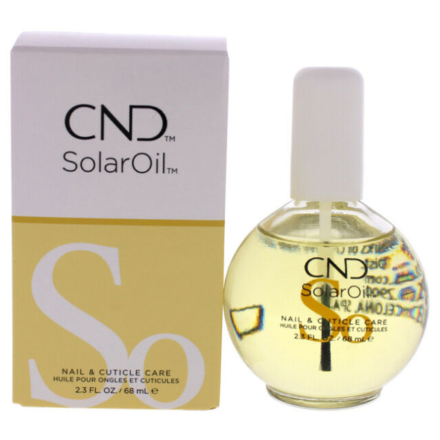 CND Solaroil Essentials Nail and Cuticle Care Nail Oil 67.85 ml Make Up