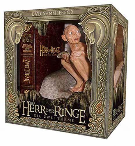 Herr Der Ringe Special Extended Edition Dvd Box