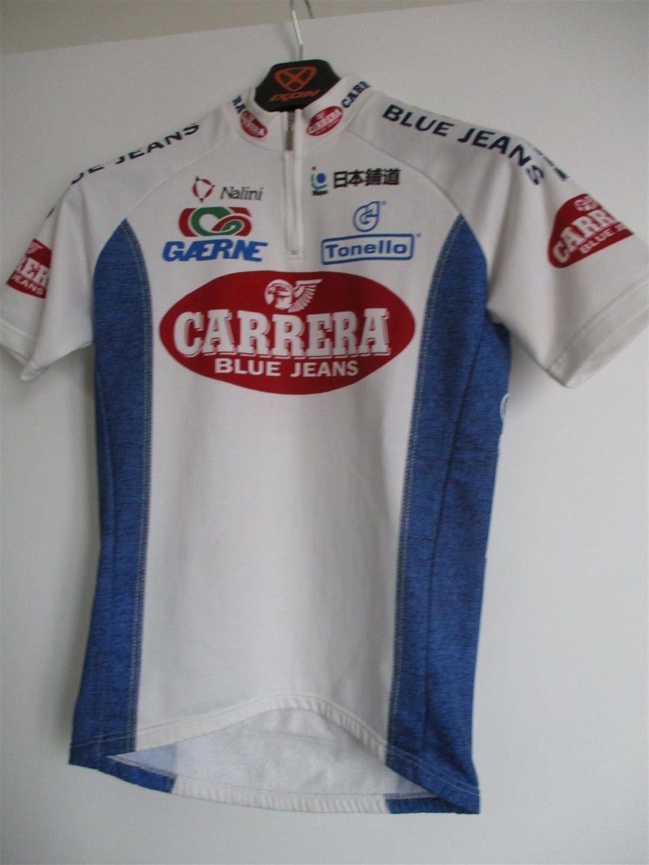 Shirt Shirt Shirt Maillot CARRERA T.4 Nalini Maglia ciclismo vélo campagnolo colnago merckx d50e22