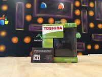 Toshiba Canvio Basics Disque dur externe 2.5'' portable 1 To USB 3.0 / 2.0 NEUF