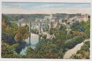Yorkshire-North-Postkarte-Knaresborough-A237