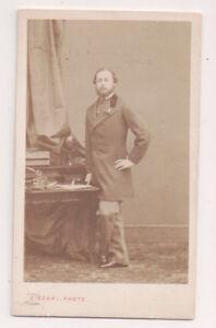 Vintage-CDV-King-Edward-VII-Great-Britain-Disderi-Photo