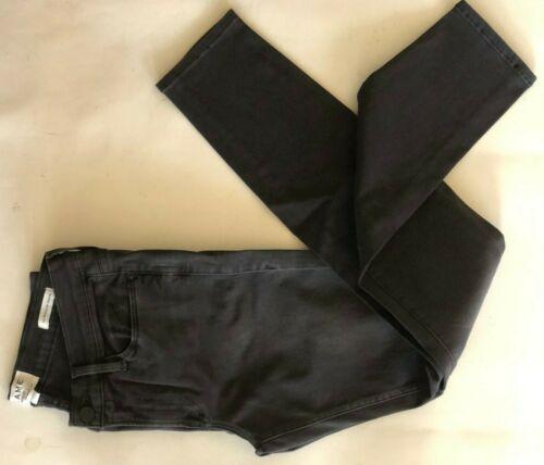 NEUF sans étiquette Cadre Knightrider LSS769 Noir Taille Basse Skinny Jeans pour Femme 28