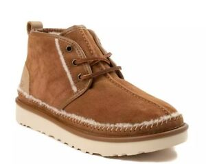 77e3499c918 1094398-CHE} UGG MEN'S NEUMEL STITCH BOOT CHESTNUT *NEW* | eBay