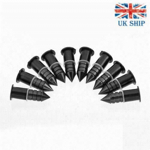 10x 14*9 mm Wind Screen Bolts Screws Windscreen Windshield Spike Bolt Kit UKSHIP