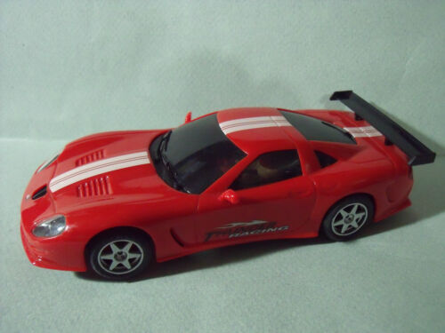 CHEVROLET  CORVETTE  CALLAWAY  NINCO  SLOT CAR   FLY  SCALEXTRIC  CIRCUIT  1/32
