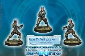 Infinity BNIB Ariadna - Uxía McNeill (Boarding Shotgun) NEW VERSION