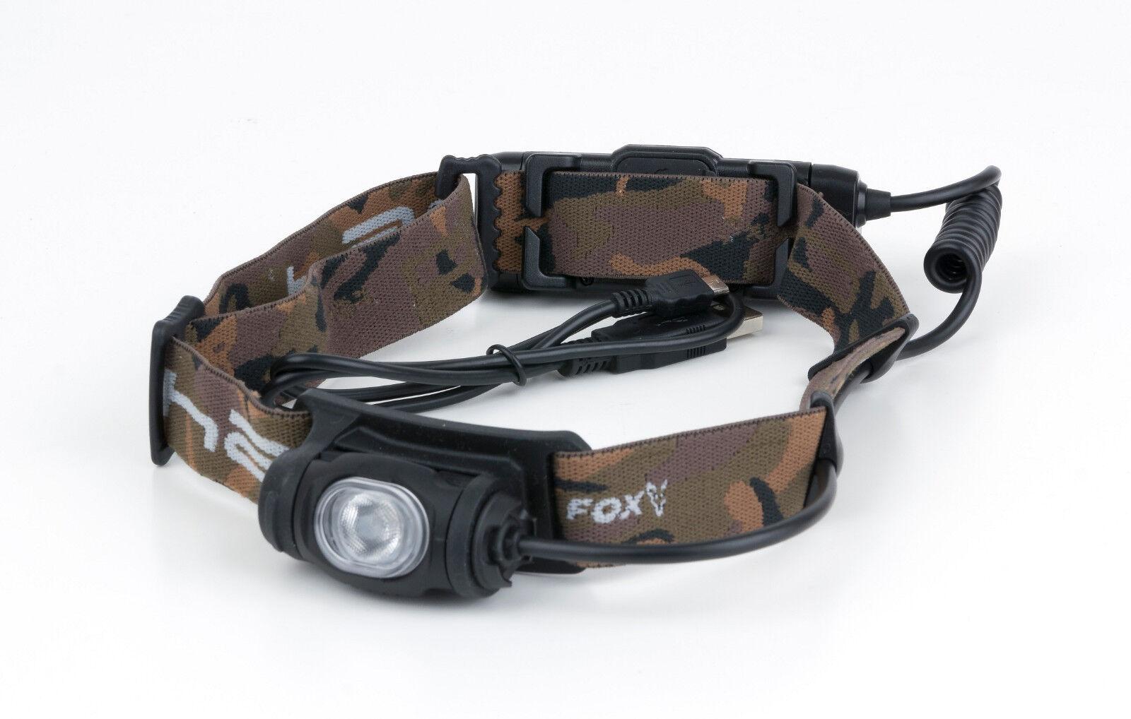 Fox  Halo AL350 C Headtorch CEI165 Kopflampe Lampe Lamp Angellampe  limit buy