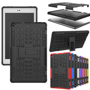 Fuer-Amazon-Kindle-Fire-HD-8-2017-2018-Hybrid-Rubber-Stand-Case-Cover-Schutzhuelle