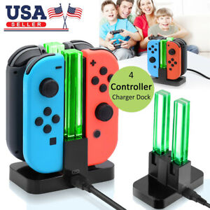 4in1-Controller-Charger-Stand-LED-Charging-Dock-for-Nintendo-Switch-Joy-Con-Pro