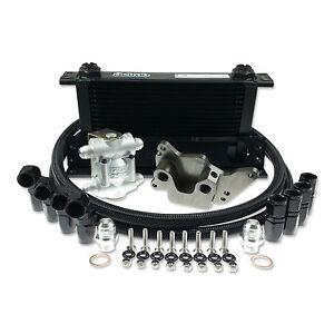 BMW E90 E91 E92 E93 N54 N55 335I HEL Performance Custom Engine Oil Cooler Kit