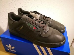 Details about NEW ADIDAS YEEZY POWERPHASE CG6420 Gr. 42 UK 8 BLACK CALABASAS WEST