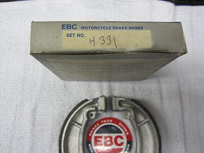 HONDA CR 125 RD 1983 EBC Front Brake Shoes H331