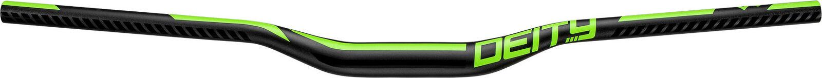 Gottheit Ridgeline 25mm Rise 35x800mm Handlanger Grün