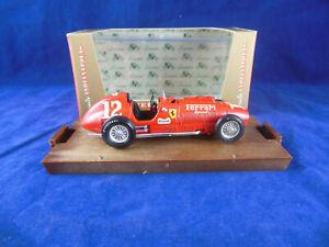 Brumm R126 Ferrari 375 F1 Indianapolis 1951 neuf en boite 1//43 MIB