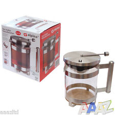 1L Glass Teapot With Infuser. For Lose Leaf, Tea Bags, Herbal Tea. 1 Litre