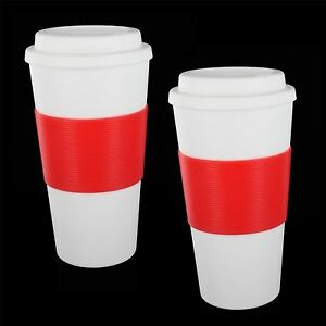 2-x-16oz-Thermal-Insulated-Plastic-Travel-Tea-Coffee-Cup-Takeaway-Mug-Lid-450ml