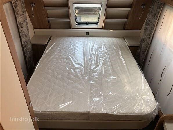 Hobby De Luxe 540 UFF, 2021, kg egenvægt 1293