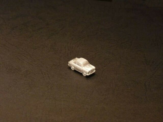 Miniature to Paint Vespa 400, N 1:160