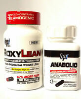 Bpi Sports Roxylean 66 Caps Weight Loss Anabolic Elite 60 Caps Build Muscle