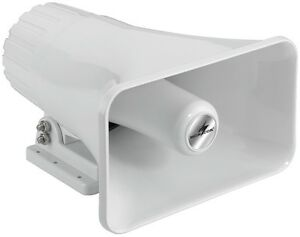 Monacor-sala-de-impresion-altavoz-nr-24ks-30-vatios-105-DB-protegido-de-humedad