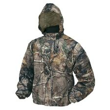 Mossy Oak Camo! Frogg Togg Pro Action Jacket! Stay Dry!!