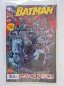 Batman Nr. 59 (Dez 2011) DC Comic (Panini Comics Verlag) - Zustand 2 - Kiel, Deutschland - Batman Nr. 59 (Dez 2011) DC Comic (Panini Comics Verlag) - Zustand 2 - Kiel, Deutschland