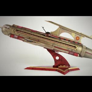 CHRONICLE-Flash-Gordon-War-Rocket-Ajax-Ship-Model-Prop-Replica-NEW-SEALED