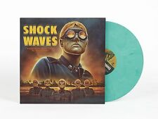 Richard Einhorn - Shock Waves Vinyl LP Sea Green Vinyl New WaxWork Records