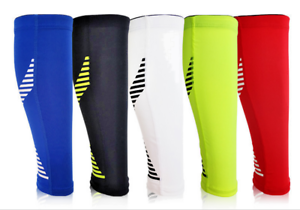 Exercise-Calf-Support-Compression-Leg-Sleeve-Sports-Running-Cycling-Jogging-New