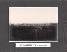 8767) WW2 DIFESA CONTROAEREI DI MILANO 165 BATTAGLIONE, REPARTO BARONA.