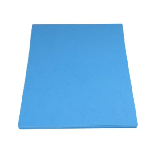 Plain EVA Foam Sheets 10-Piece
