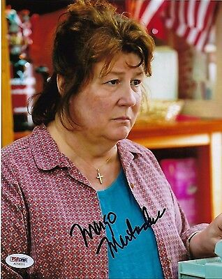 Entertainment Memorabilia Margo Martindale Signed 8x10 Photo *justified Psa Ac59311 We Take Customers As Our Gods