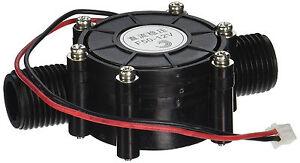 DV-12V 10W Wasser Turbine Generator Mikro-Hydro Wasserkraft DIY Tool laden