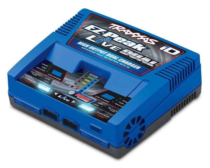 Traxxas 2973 EZ-Pico Vivo Multi-química Cargador De Batería Con Auto ID 4S 26A 200W