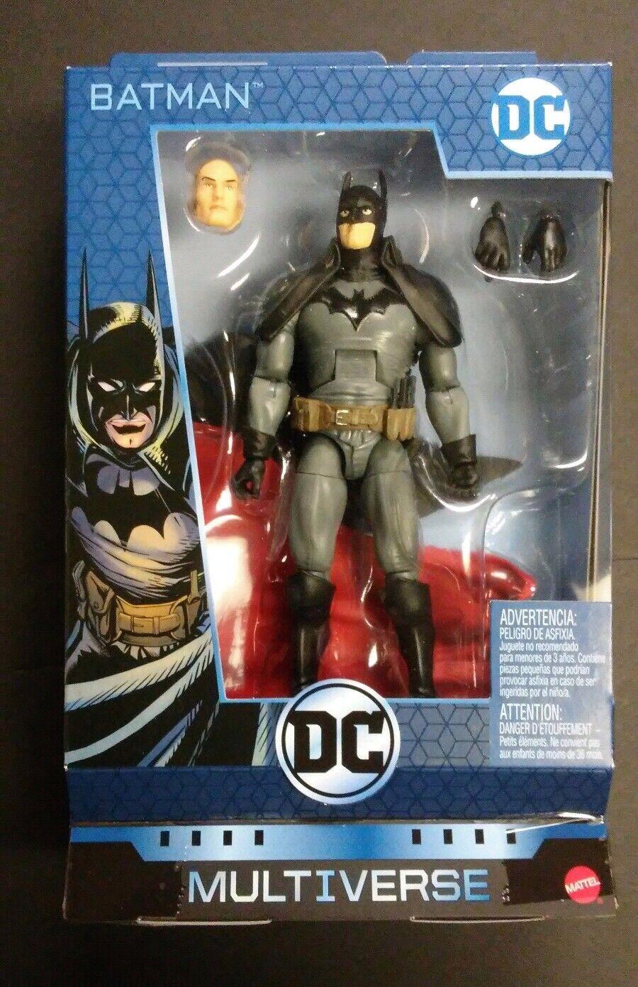 BATMAN Gotham by Gaslight DC MULTIVERSE 6
