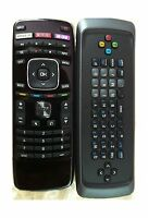 Smart Tv Qwerty Dual Side Keyboard Remote Control For Xvt32... Free Shipping