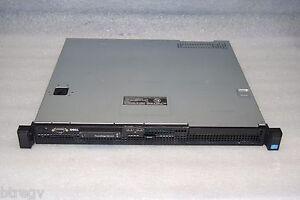 Dell-PoweEdge-R210-II-1x-Intel-Xeon-Quad-Core-E3-1240-3-30GHz-16GB-500GB-HDD-IL