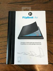 Felix-FlipBook-Air-Case-for-Apple-iPad-Air-2-in-Black-BRAND-NEW