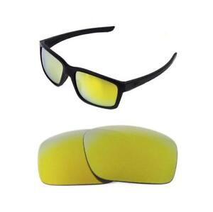0e13841af03 Image is loading NEW-POLARIZED-24K-GOLD-REPLACEMENT-LENS-FOR-OAKLEY-